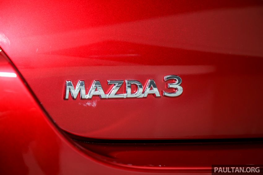 2019 Mazda 3 arrives at Malaysian showroom – 1.5L Sedan, 2.0L Hatchback High Plus; price from RM140k Image #982162