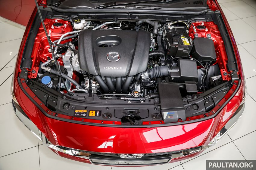 2019 Mazda 3 arrives at Malaysian showroom – 1.5L Sedan, 2.0L Hatchback High Plus; price from RM140k Image #982164