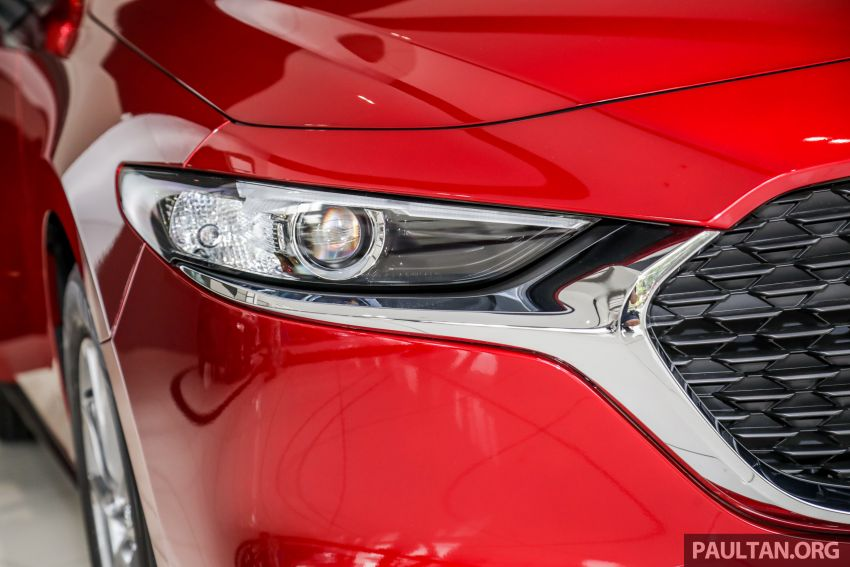 2019 Mazda 3 arrives at Malaysian showroom – 1.5L Sedan, 2.0L Hatchback High Plus; price from RM140k Image #982147
