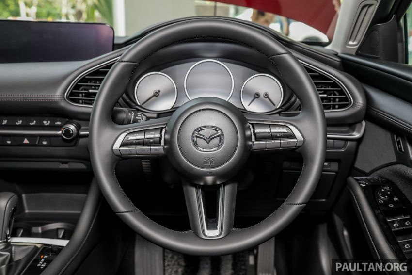 2019 Mazda 3 arrives at Malaysian showroom – 1.5L Sedan, 2.0L Hatchback High Plus; price from RM140k Image #982168