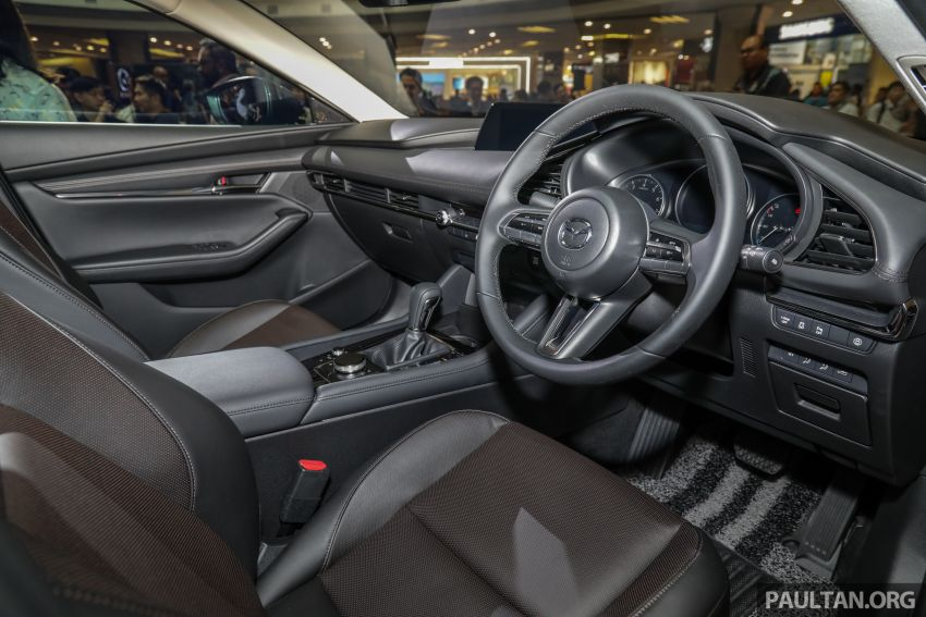 2019 Mazda 3 launched in Malaysia – hatchback and sedan; three variants; price from RM140k to RM160k Image #987386