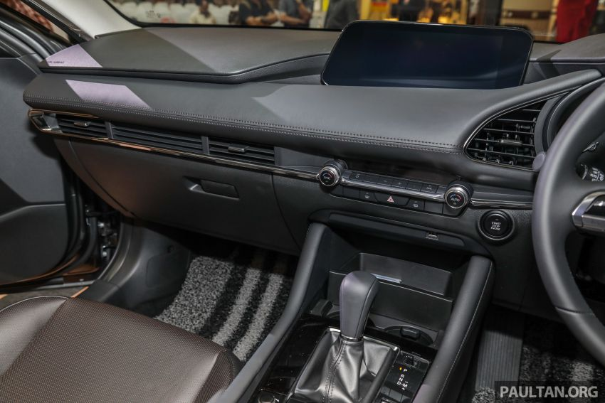 2019 Mazda 3 launched in Malaysia – hatchback and sedan; three variants; price from RM140k to RM160k Image #987394