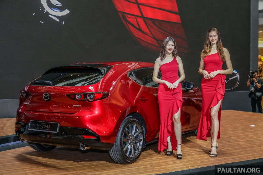 2019 Mazda 3 launched in Malaysia – hatchback and sedan; three variants; price from RM140k to RM160k Image #987319