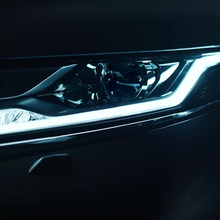2019 Mitsubishi Pajero Sport teased – July 25 debut Image #983922
