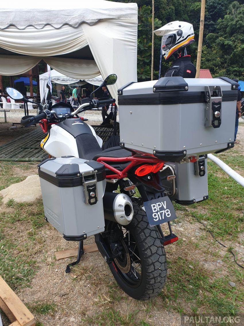2019 Moto Guzzi V85 TT in Malaysia, from RM87,888 Image #979598