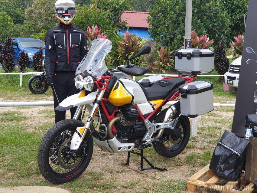 2019 Moto Guzzi V85 TT in Malaysia, from RM87,888 Image #979599