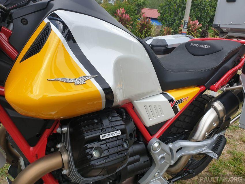 2019 Moto Guzzi V85 TT in Malaysia, from RM87,888 Image #979602
