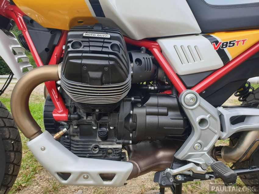 2019 Moto Guzzi V85 TT in Malaysia, from RM87,888 Image #979603