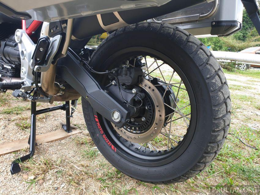 2019 Moto Guzzi V85 TT in Malaysia, from RM87,888 Image #979609