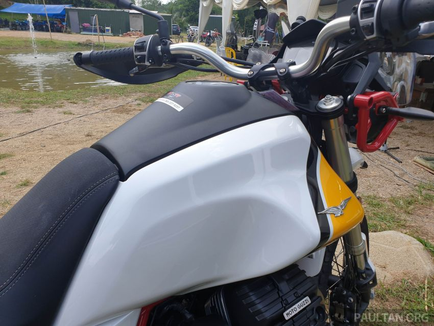 2019 Moto Guzzi V85 TT in Malaysia, from RM87,888 Image #979595