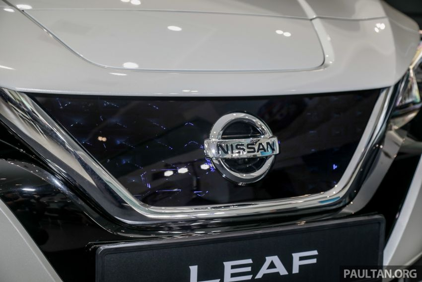 2019 Nissan Leaf launched in Malaysia – from RM189k Image #991224