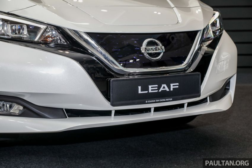 2019 Nissan Leaf launched in Malaysia – from RM189k Image #991226