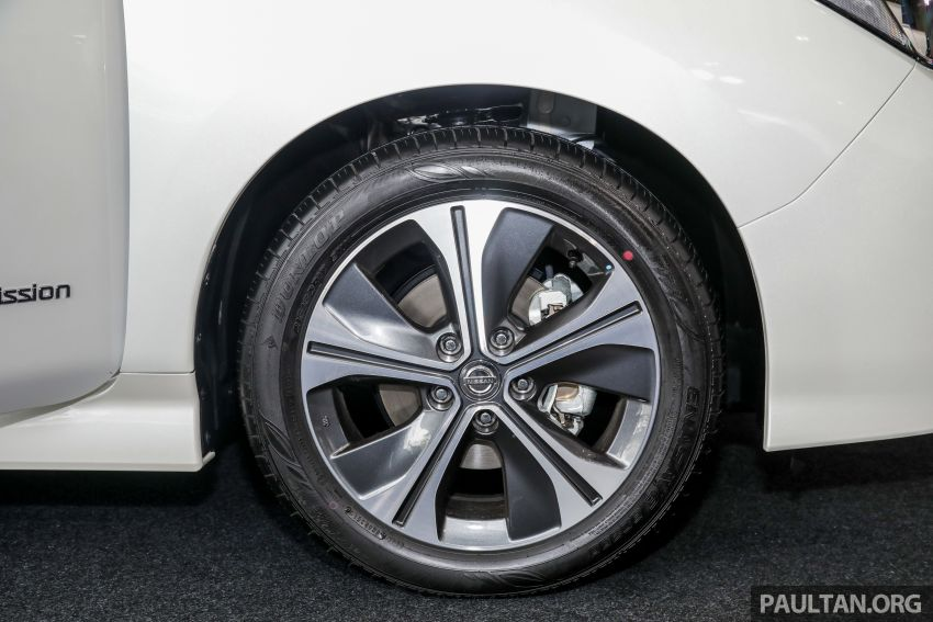 2019 Nissan Leaf launched in Malaysia – from RM189k Image #991227