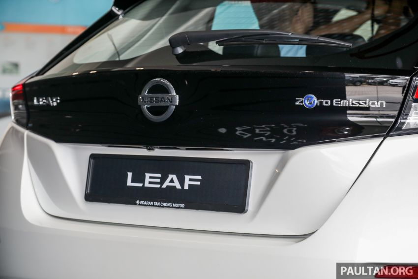 2019 Nissan Leaf launched in Malaysia – from RM189k Image #991238