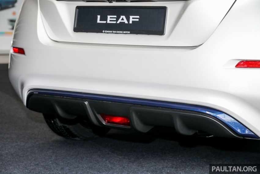 2019 Nissan Leaf launched in Malaysia – from RM189k Image #991239