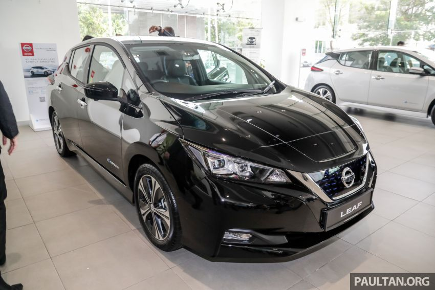 2019 Nissan Leaf launched in Malaysia – from RM189k Image #991252