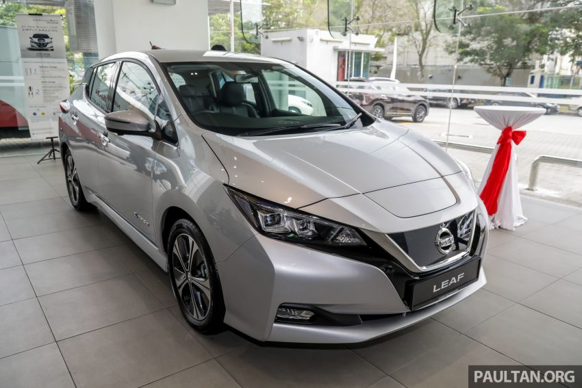 2019 Nissan Leaf launched in Malaysia – from RM189k Image #991254