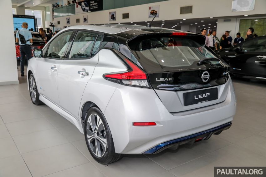 2019 Nissan Leaf launched in Malaysia – from RM189k Image #991255