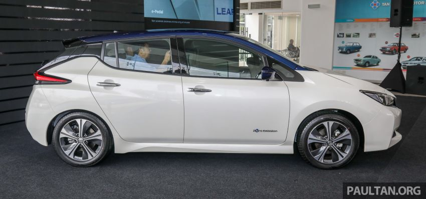 2019 Nissan Leaf launched in Malaysia – from RM189k Image #991218