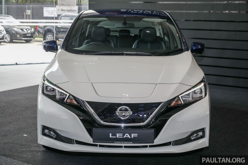2019 Nissan Leaf launched in Malaysia – from RM189k Image #991219
