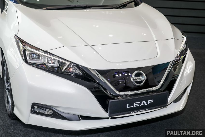 2019 Nissan Leaf launched in Malaysia – from RM189k Image #991221