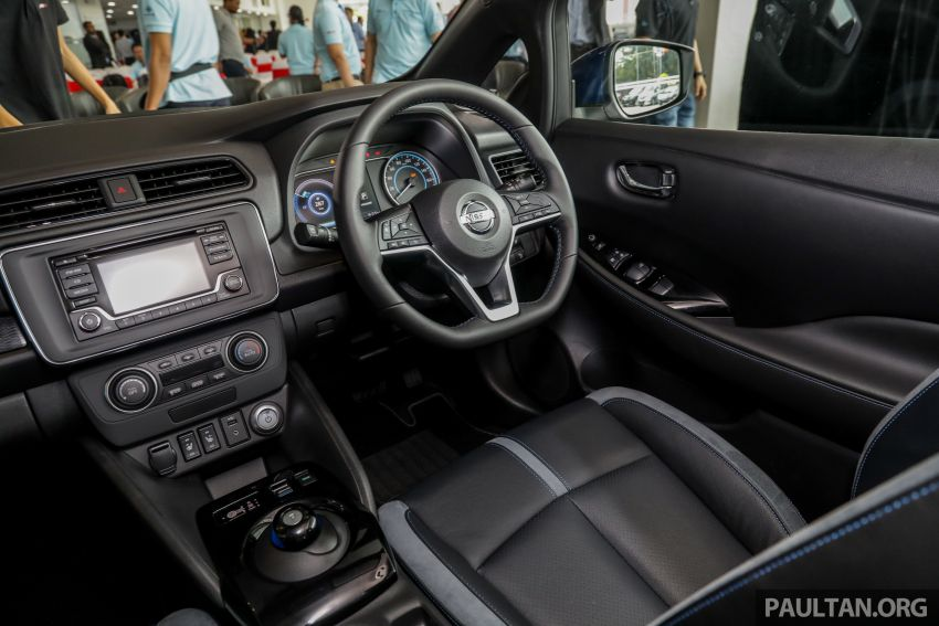 2019 Nissan Leaf launched in Malaysia – from RM189k Image #991293
