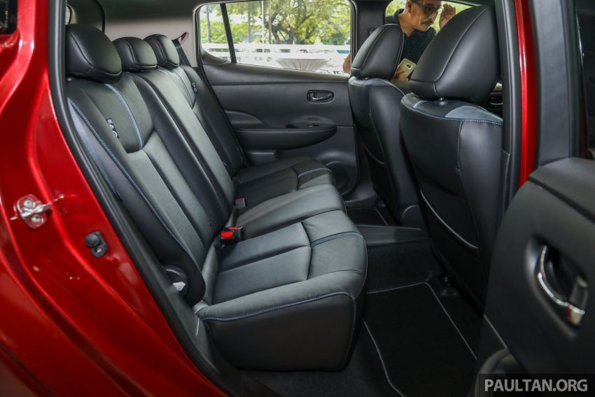 2019 Nissan Leaf launched in Malaysia – from RM189k Image #991302
