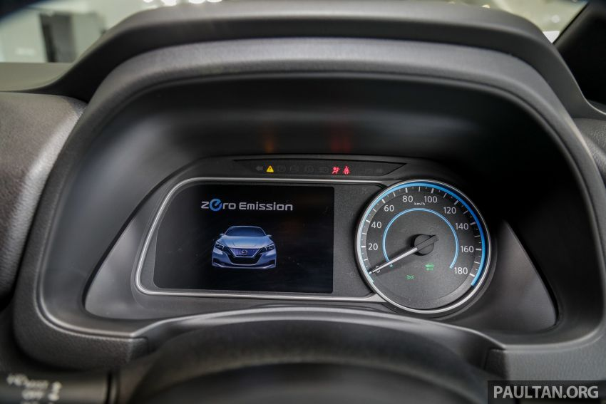 2019 Nissan Leaf launched in Malaysia – from RM189k Image #991261