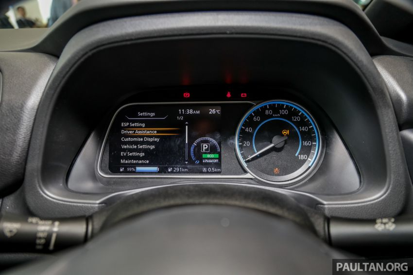 2019 Nissan Leaf launched in Malaysia – from RM189k Image #991263