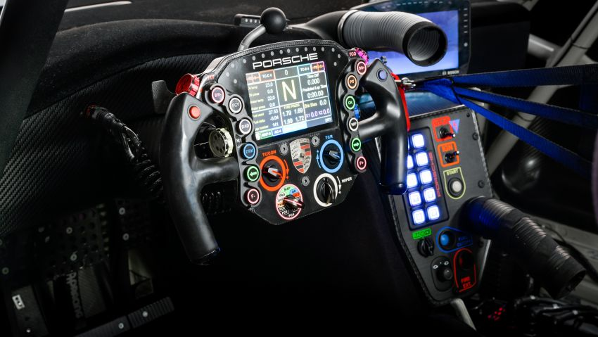 Porsche 911 RSR revised for 2019 – mid-engined GTE race car to defend WEC titles, debuts at Goodwood Image #983005