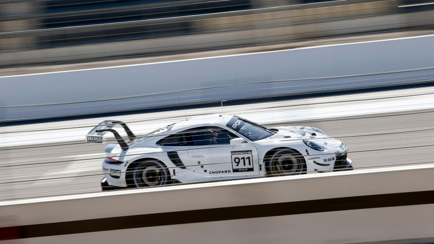 Porsche 911 RSR revised for 2019 – mid-engined GTE race car to defend WEC titles, debuts at Goodwood Image #983017