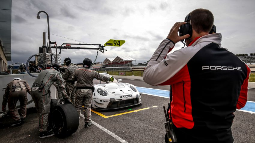 Porsche 911 RSR revised for 2019 – mid-engined GTE race car to defend WEC titles, debuts at Goodwood Image #983018