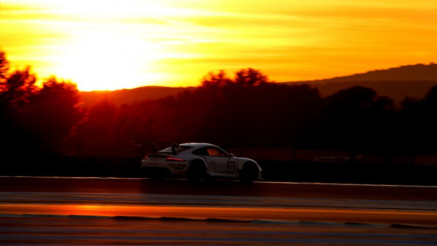 Porsche 911 RSR revised for 2019 – mid-engined GTE race car to defend WEC titles, debuts at Goodwood Image #983020