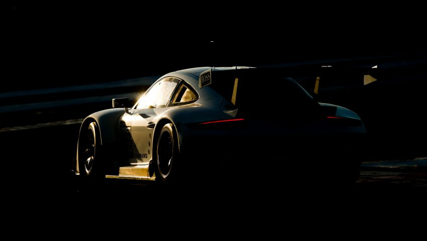 Porsche 911 RSR revised for 2019 – mid-engined GTE race car to defend WEC titles, debuts at Goodwood Image #983021