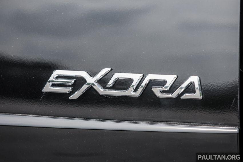 PANDU UJI: Proton Exora RC Premium 2019 – masih relevankah MPV ini untuk bersaing dalam pasaran? Image #979802