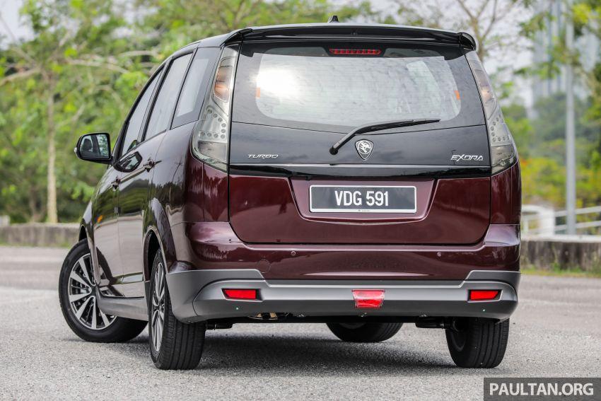 PANDU UJI: Proton Exora RC Premium 2019 – masih relevankah MPV ini untuk bersaing dalam pasaran? Image #979765
