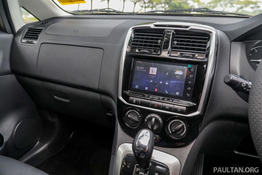 PANDU UJI: Proton Exora RC Premium 2019 – masih relevankah MPV ini untuk bersaing dalam pasaran? Image #979811