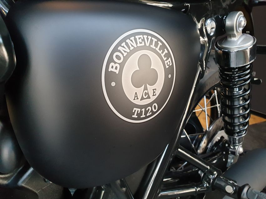 2019 Triumph Bonneville T120 Ace and Diamond Edition in Malaysia – priced from RM74,900 Image #979741