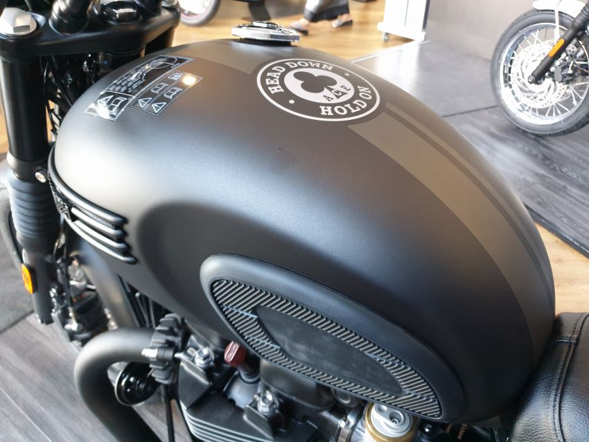 2019 Triumph Bonneville T120 Ace and Diamond Edition in Malaysia – priced from RM74,900 Image #979742