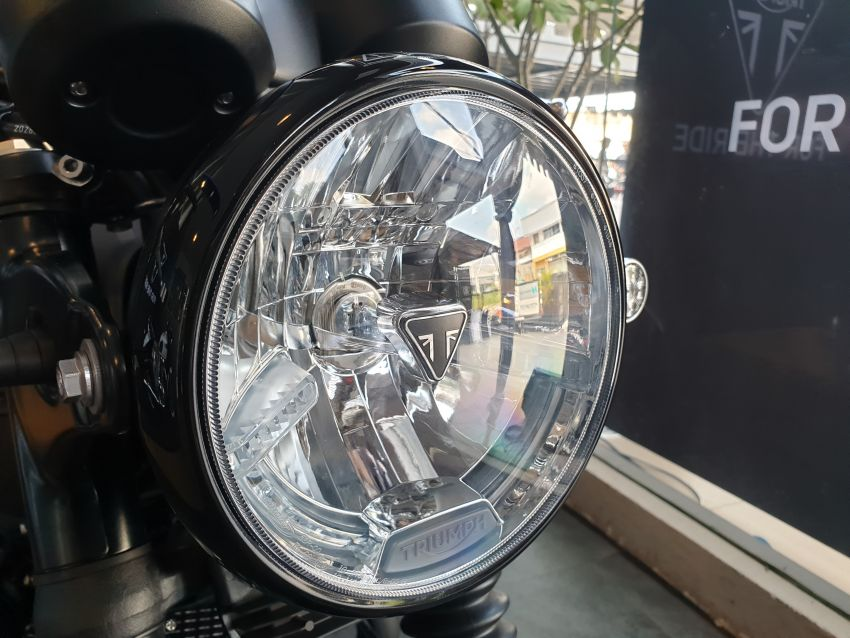 2019 Triumph Bonneville T120 Ace and Diamond Edition in Malaysia – priced from RM74,900 Image #979749