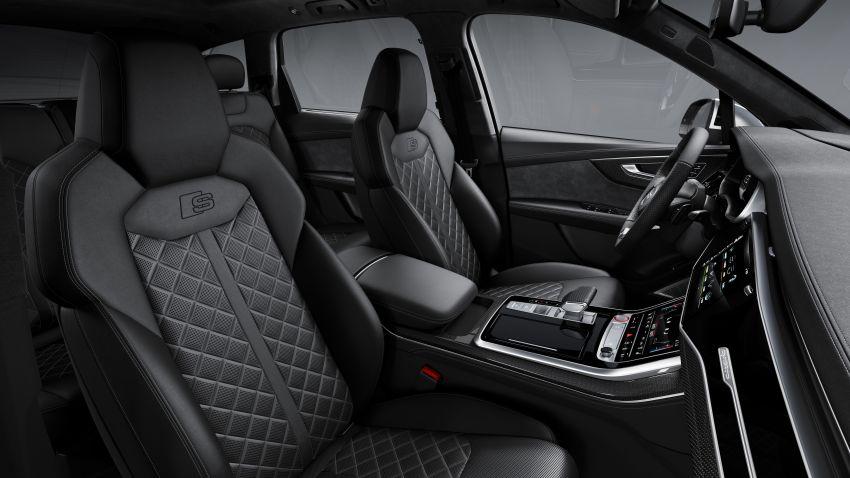 2020 Audi SQ7 TDI debuts – 4.0L V8, 435 hp, 900 Nm! Image #991072