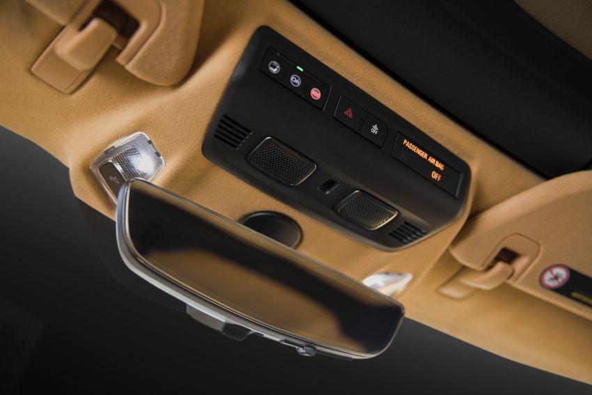 C8 Chevrolet Corvette Stingray goes mid-engined with 495 hp 6.2 litre NA V8, DCT, 0-100 km/h under 3 secs Image #989192