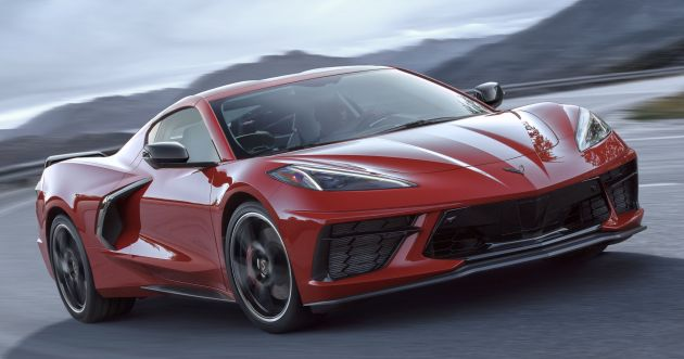 C8 Chevrolet Corvette Stingray Goes Mid Engined With 495 Hp 6 2