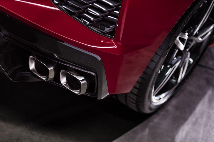 C8 Chevrolet Corvette Stingray goes mid-engined with 495 hp 6.2 litre NA V8, DCT, 0-100 km/h under 3 secs Image #989264