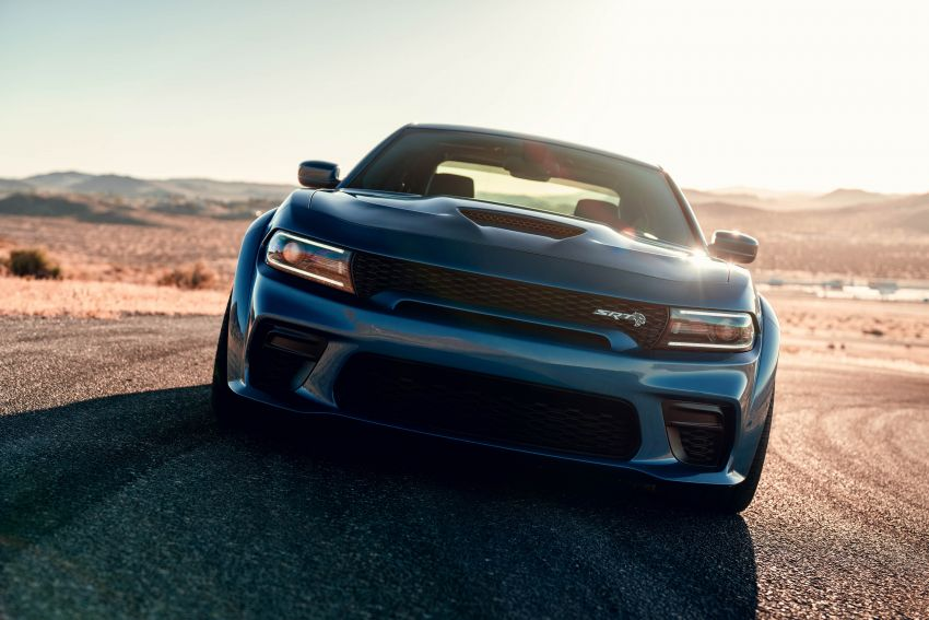 2020 Dodge Charger update includes a widebody kit Image #979407