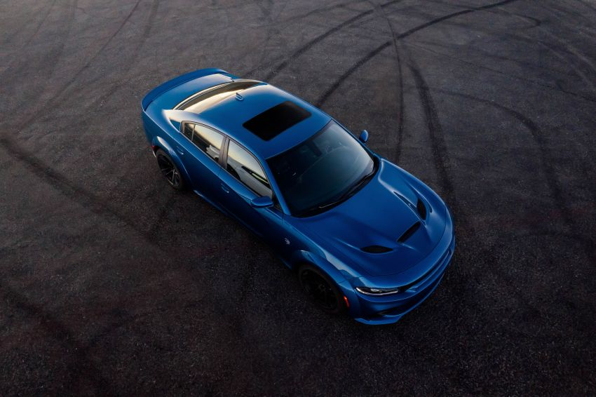 2020 Dodge Charger update includes a widebody kit Image #979418