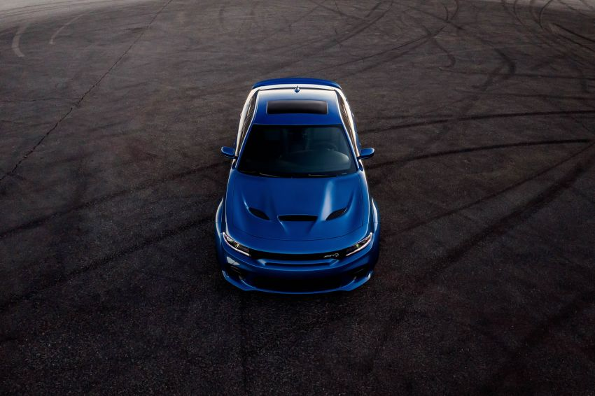 2020 Dodge Charger update includes a widebody kit Image #979419