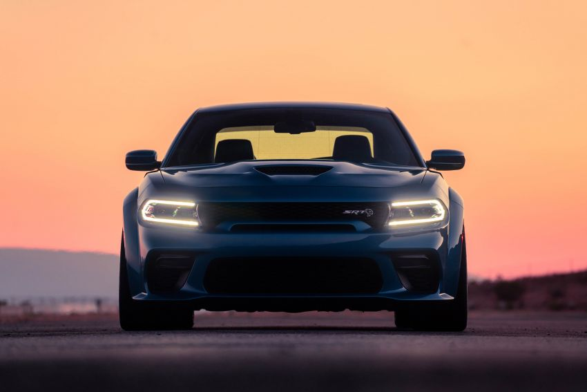 2020 Dodge Charger update includes a widebody kit Image #979420