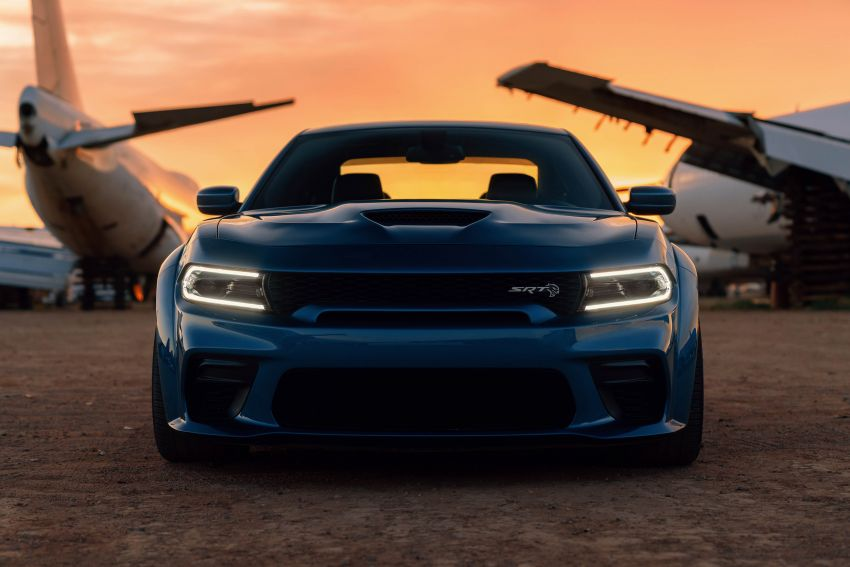 2020 Dodge Charger update includes a widebody kit Image #979421