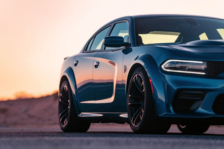 2020 Dodge Charger update includes a widebody kit Image #979424